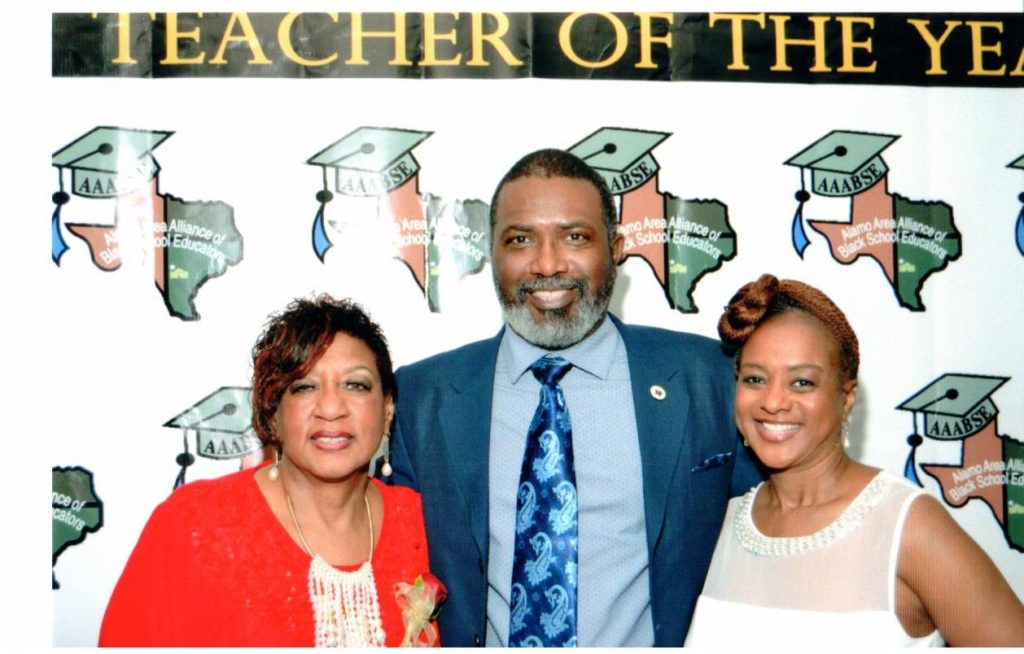 Alamo AABSE Teacher of The Year