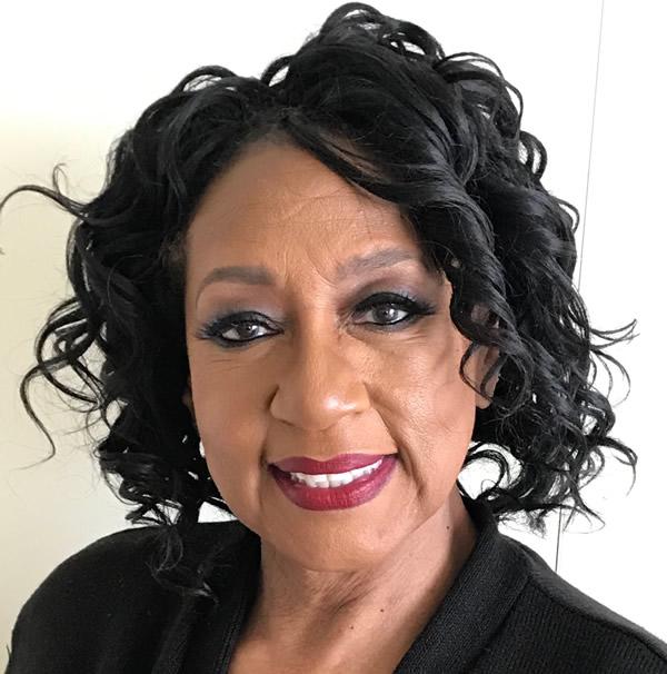 Mae Olison - Alamo AABSE President