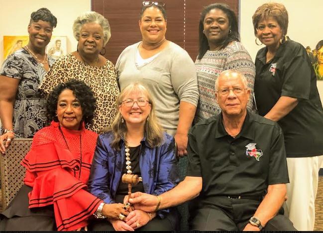 Alamo Area Alliance of Black School Educators - Officers